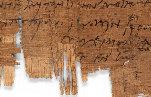 Ancient papyrus offers fresh glimpse into everyday life of early Christians