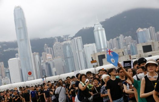 Bishop urges UK government to show solidarity with people of Hong Kong