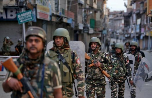 After Kashmir loses special status, region's Christians fear greater persecution