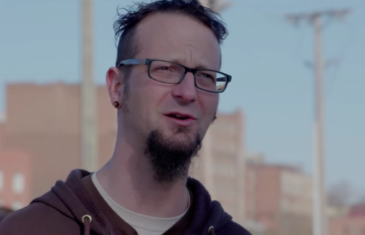 Death penalty undermines Jesus' redemptive work on the cross - Shane Claiborne