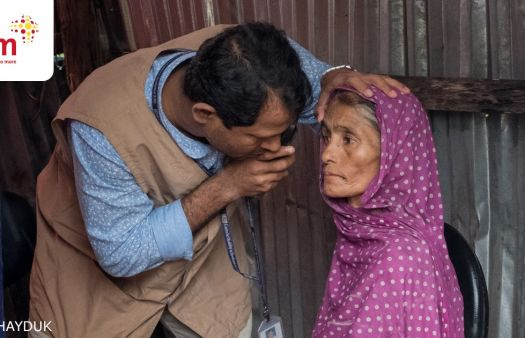 Christian Blind Mission raises over £1.8m towards sight-saving work in impoverished communities