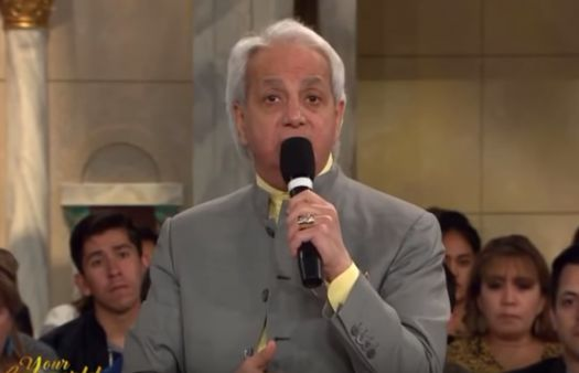 My teachings 'damaged a lot of people', says Benny Hinn