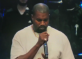 'The power of God cannot be calculated by a number' - Kanye West preaches at Sunday Service