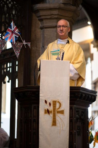 Bishop Nick Baines