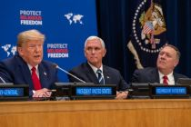 Trump earmarks $25m fund for the protection of religious freedom
