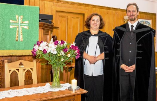 Hungarian husband and wife team move to Shetland to help with church shake-up