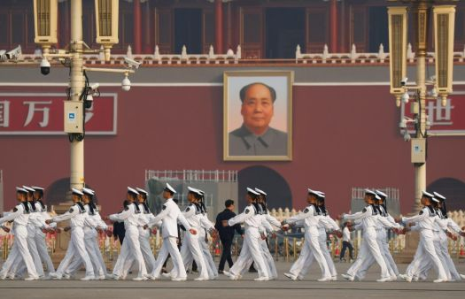 Christians stand with Tiananmen Square victims on 31st anniversary