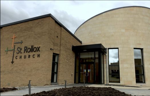 New church is at the heart of Scotland's biggest regeneration project in Sighthill, Glasgow