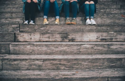Strong family ties during teen years can help ward off depression in later life