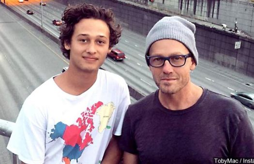TobyMac's son died of accidental drug overdose, rep confirms