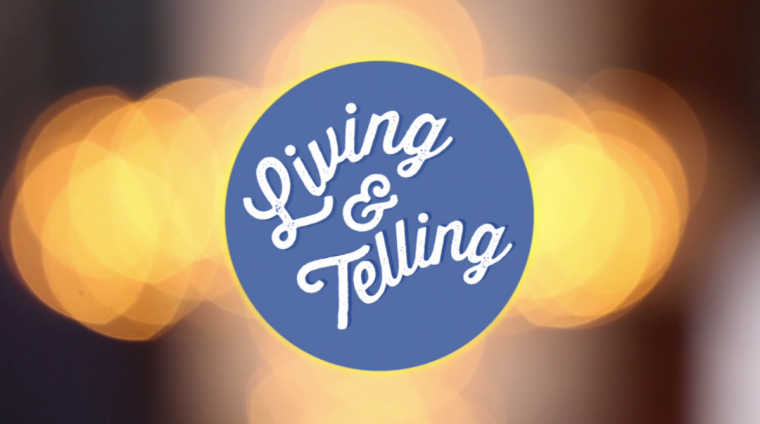 Agape Living and Telling