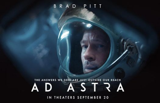 Brad Pitt's Ad Astra is a reminder of man's struggle to know God
