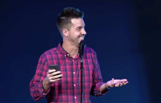 Christian comedian John Crist accused of sexual misconduct