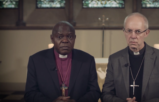 Archbishops plead for a rejection of prejudice and hatred in General Election video