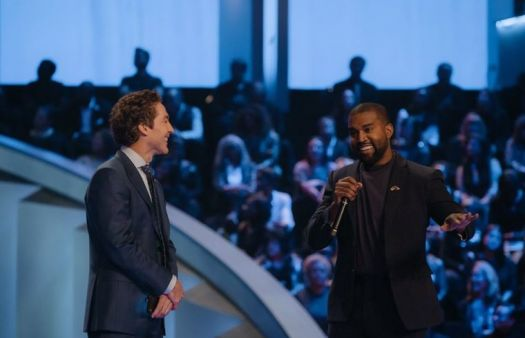 Kanye West and Joel Osteen are planning supersize event at Yankee Stadium
