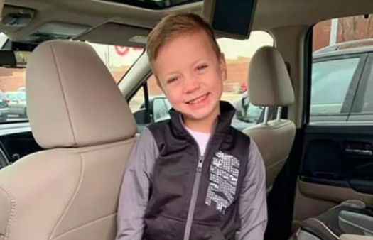 Boy, 5, thrown from balcony at Mall is now walking and credits angels, Jesus for saving him