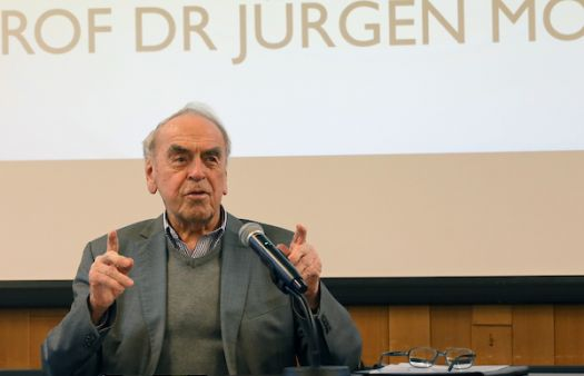 Resurgence of nationalism is a 'setback for humanity', says German theologian Jürgen Moltmann