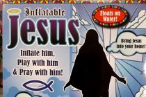 Four things 'Inflatable Jesus' taught me