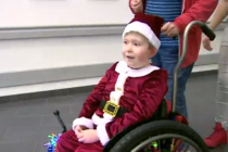 Boy with 'no brain' continues to defy expectations after parents refused abortion five times