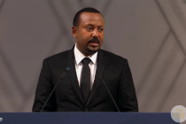 Abiy Ahmed Ali, Ethiopian prime minister, Nobel Peace Prize winner and an evangelical