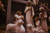The three wise women in the Christmas story