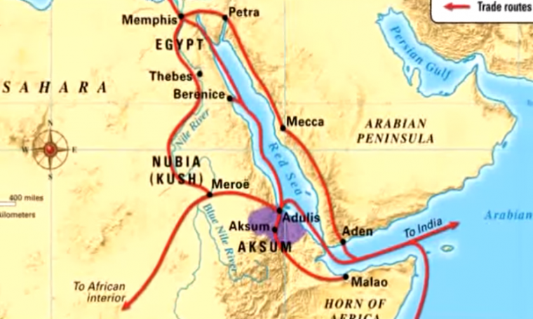The Kingdom of Aksum
