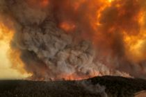 As the bushfires continue to rage, what might God be saying?