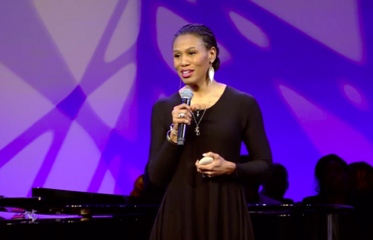 Priscilla Shirer recovering well after lung surgery