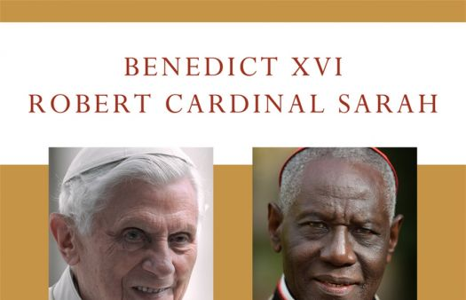 Benedict wants name removed from book on priestly celibacy
