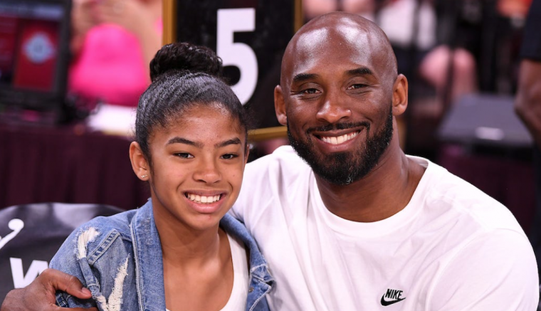 Kobe Bryant daughter Gianna