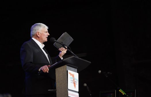 Franklin Graham's UK tour postponed as legal battle continues with venues