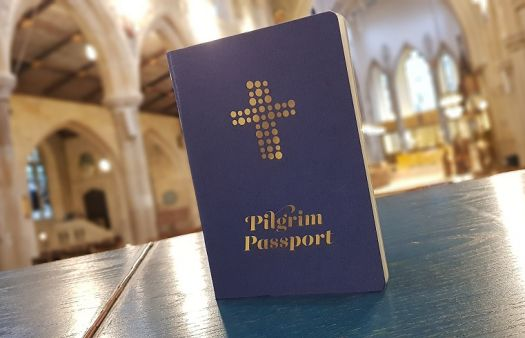 Pilgrim Passport launched as part of 2020 cathedral pilgrimage campaign