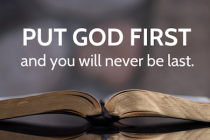 What Does Seeking God's Kingdom First Look Like In Real Life?