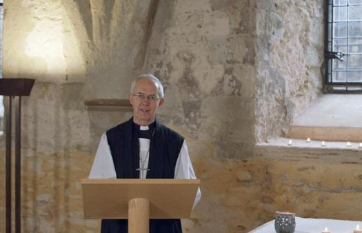 Turn to God instead of fear - Archbishop