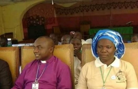 Bishop's wife who was abducted by gunmen is freed