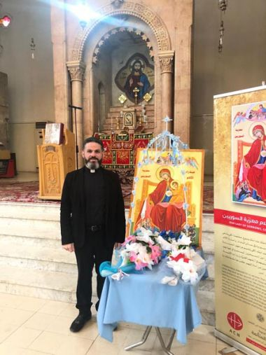 Father Charbel