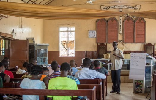 Leaving no one behind: lessons from the Ebola epidemic