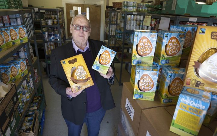 Record number of Christian Easter eggs donated to people in hardship despite coronavirus pandemic