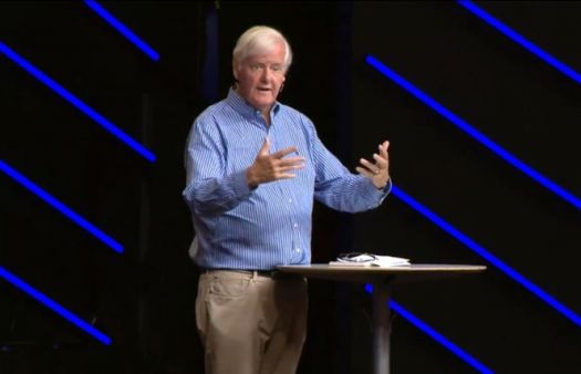 Paul's warning to the Galatians applies to modern-day America, says Os Guinness
