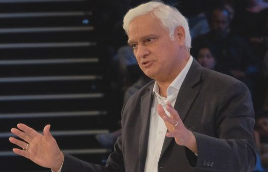 Ravi Zacharias, a man who understood the human search for meaning and dedicated his life to preaching around the globe