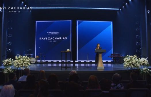 Life and legacy of Ravi Zacharias celebrated at moving memorial service
