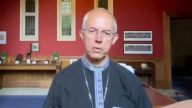 Archbishop of Canterbury Defends British Member of Parliament Who Was Threatened for Opposing Transgender Ideology