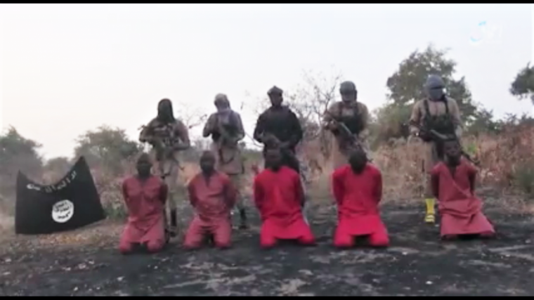 Five Christians executed by Islamists
