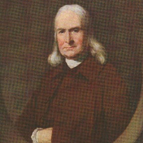 John Wesley, the father of Methodist churches. (1703-1791)